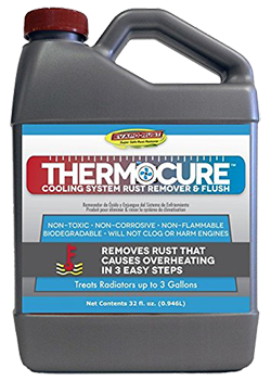Fifth Avenue Internet Garage Thermocure Cooland, Rust Remover, Flush